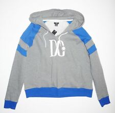 New DC Shoes Womens Star Sport Pullover Fleece Hoodie Medium