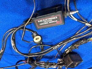 K40 1000 Built In Radar Detector control module speaker wiring