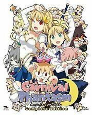 Carnival Phantasm Complete Edition 2 Blu-ray Japan Fate Type Moon At0906