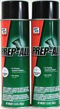 2 Cans Klean Strip 13.5 Oz Prep All Professional Grade Automotive Bumper Cleaner