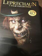 Leprechaun: 7 Film Collection (DVD, 2015) NEW Horror