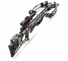 TenPoint Titan M1 370FPS Rope Sled Cocker 3x Pro-View 3 Scope Crossbow Package