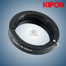 Kipon Adapter for Leica M mount to Canon EOS M Interchangeable Digital Camera