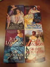 Julia LONDON - SECRETS OF HADLEY GREEN SERIES COMPLETE
