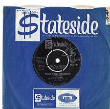 """Gene Pitney-suyo hasta mañana 7"""" solo 1968"""