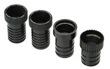 """SMALL """"COLLECTION"""" OF ZEISS IKON - VOIGTLANDER TALON PROJECTOR LENSES:"""
