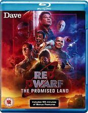 Red Dwarf The Promised Land Region B Blu-ray