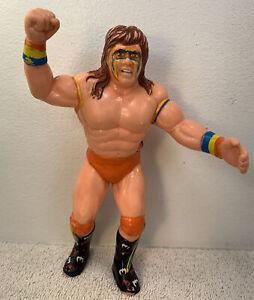 1989 WWF LJN The Ultimate Warrior Wrestling Superstars Figure Grand Toys