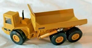 VTG ERTL Caterpillar CAT D350D Articulated Dump Truck Looks And Works Great NM
