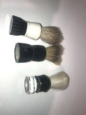 Vintage or Of 3  Rex 350 ,opal 12,made Right 275N  Shaving Brush  USA