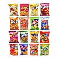Korean Popular Delicious Snack Collection NONGSHIM, ORION, CROWN