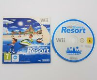 Wii Sports Resort - Nintendo Wii / Wii U - Cycling, Archery, Bowling - Fast P&P!