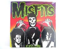 MISFITS EVILIVE LP NEW REPRESS CAROLINE/PLAN 9 - 08 SEALED GLENN DANZIG