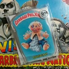 Spacey Stacy Button From 1986 in Op Garbage Pail Kids Os1 Topps