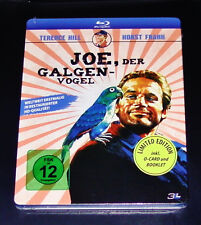 JOE, THE GALLOWS BIRD WITH TERENCE HILL / HORST FRANK LIMITED EDITION BLU-RAY