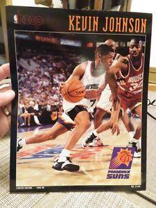 HOOP Print---KEVIN JOHNSON Boston Celtics vs. Phoenix Suns  November 8, 1995