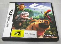 Disney-Pixar Up Nintendo DS 2DS 3DS Game *Complete*