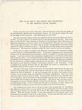 Vermont History John Spargo 1925 Bennington Meeting House Marker Controversy