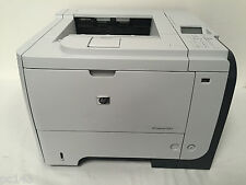 HP LASERJET P3015N MONO PRINTER 100% BLACK TONER INCLUDED LOW PAGE COUNT: 52.911