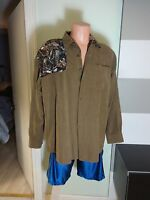 RED HEAD Camouflage Field Fishing Hunting Shirt Men's LARGE # 6