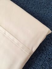 King Pillow Cases Set of 2 White Cotton Sleep & Beyond pillowcase cover Natural