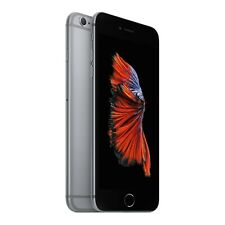 Total Wireless Carrier-Locked Refurbished Apple iPhone 6S Plus - 32GB - Gray