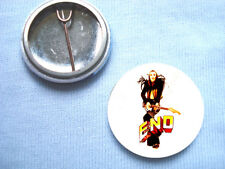 Eno - For Your Pleasure 25mm  Badge Bryan Ferry Roxy Music