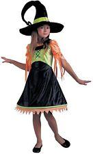 Girls Plus Size 10.5 - 12.5 * Twisted Witch * Costume Nwt / Nip