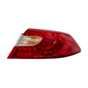IN2805100 New Passenger Side Outer Tail Light Assembly