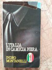 INDRO MONTANELLI - L'ITALIA IN CAMICIA NERA - CLUB DEGLI EDITORI - 1978