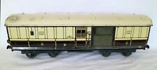 AB610: Alte Carette Für Bassett-Lowke Spur 1 Lnwr Post Büro Coach No.1339