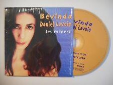 BEVINDA & DANIEL LAVOIE : LES ROCHERS [ CD SINGLE PORT GRATUIT ]