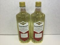 Fontana Starbucks Raspberry Syrup,1 Liter-33.8 Oz ~ EXP 12/2020 No Pump, 2 Count
