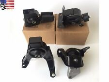 For 2003-2008 Toyota Corolla Matrix Pontiac Vibe 1.8L Auto Engine Mount SET 4pcs