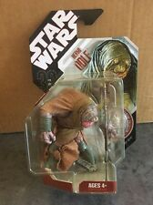 HERMI ODLE STAR WARS 30th ANNIVERSARY SILVER COIN ROTJ ACTION FIGURE NOC 2007
