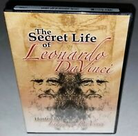 The Secret Life Of Leonardo Da Vinci 2006 DVD Brand New