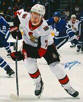 Brady Tkachuk Autographed Signed 8x10 Photo ( Senators ) REPRINT