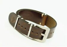 Leather Strap,superior quality Watch Band for Omega,Handmade 18 20 22 24 mm.gift