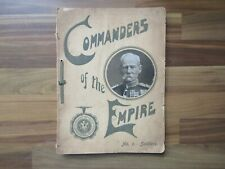 More details for commanders if the empire - no 1 - soldiers - wwi military interest pb book
