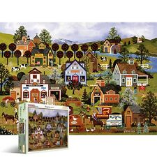 Jigsaw Puzzle 1000 Shopping Spree of Jane Wooster Scott by KOREA PuzzleLIfe 1114