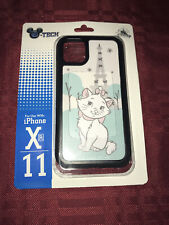 Disney Parks The Aristocats Marie Eiffel Tower IPhone XR /11 Cover Case NEW
