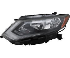 Halogen Headlight Assembly Left Driver Side for 2016 2017 2018 Nissan Rogue