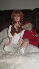 "Donna RuBert 28"" tall Shay porcelain doll artist Sue Boothe VERY RARE!!!!!!!!"