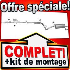 Kit de montage Vorschall Amortisseur Skoda Fabia II Roomster 1.2 hayon 2005-2009