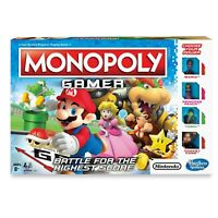 Monopoly Gamer Board-game, Ages 8 and up by Hasbro