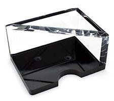2 Deck Acrylic Discard Tray by Brybelly