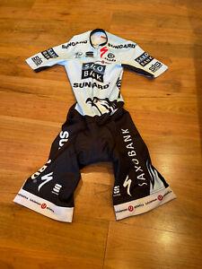 Brand New Original Sportful  Cycling Short Sleeve Skinsuit Size S Unisex Adult