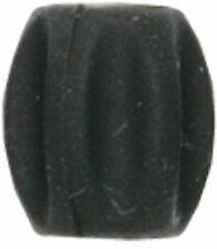 Jagwire Mini Tube Tops Frame Protectors-4mm or 5mm Housing or Hose Bag - 6 Black