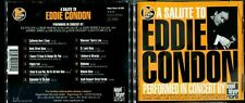 1 CENT CD A Salute To Eddie Condon Jazz Live At The Musikhalle – Volume 3