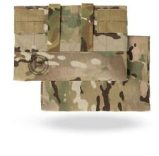 "Crye Precision - AVS 6"" x 9"" Side Armor Plate Pouch Carrier Set of 2 - Multicam"